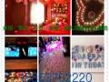 布置场地、求婚、生日、聚会。免费摄影跟拍