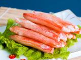 日料二本棒/蟹腿肉 冷冻蟹肉 一手现货 厂家供应