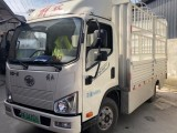 成都纯电动4.2米厢式货车出售