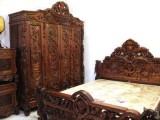 小乔全上海高价回收红木家具酸枝家具大量办公家具老板台沙发回收