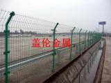 4毫米护栏网 圈地小区厂区护栏网 双边丝护栏网 厂家直销