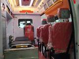 河源連平人民醫院出院120長途救護車
