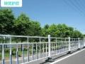 道路公路马路城市市政隔离活动围栏锌钢交通设施护栏栏杆
