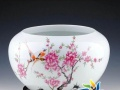 青花陶瓷大缸 手绘陶瓷大缸  批发零售
