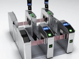 供應高鐵實名制檢票閘機