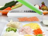 时尚家居日用品 多功能切菜器 蔬菜刨 刨丝器 切丝器 多功能厨宝