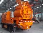 桂林二手三一混凝土90车载泵二手中联90混凝土车载泵天泵出售