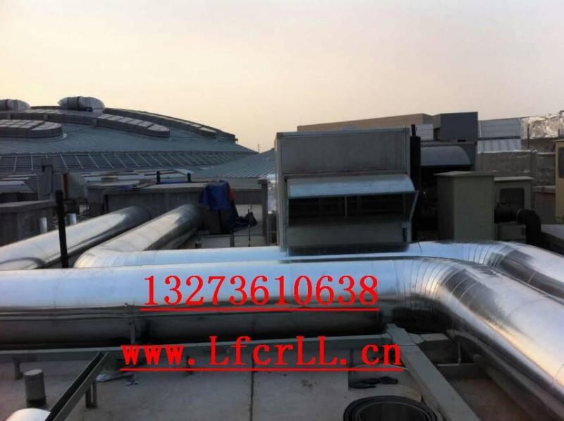机房罐体保温白彩钢保温防腐工程施工资质