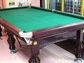 美式台球桌 星牌台球桌 台球桌价格 台球桌安装维修