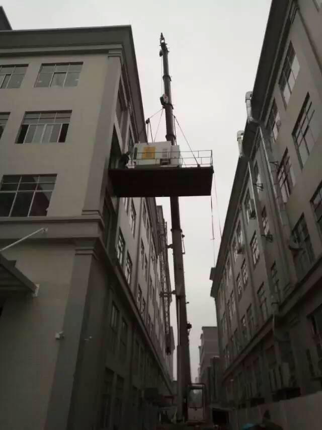 横沥镇叉车吊车岀租