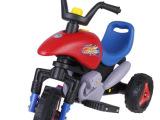 小伶人 宝宝三轮车 电动 摩托车 宽轮版童车儿童摩托车童车
