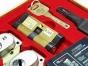 开锁(汽车锁保险柜)配汽车钥匙换超C级锁芯及指纹锁
