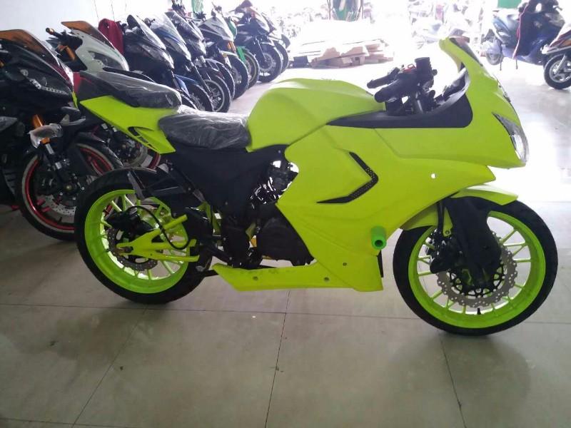 250-400cc跑车
