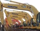 转让 挖掘机小松进口 大 中 小型挖机 9成新