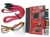 工厂 硬盘光驱IDE转SATA 转换线 并口转串口硬盘转换卡 双