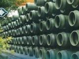 PVC-U建筑排水用实壁螺旋管材/华亚塑