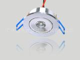 ?天LED一体化射灯天花灯筒灯具1瓦全套led背景墙灯客厅吸顶灯