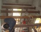唐山钢结构夹层室内隔层加层隔断制作