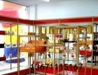 钛合金展柜厂六角展示精品柜钛合金柜台钛合金酒柜展