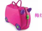 【厂家直销】英国儿童可坐储物行李箱,旅行箱批发