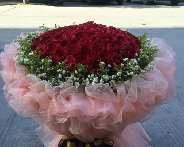 佛山鲜花速递 各种节日花束预定 佛山鲜花店送花上门