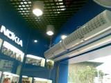超市钻石空气幕2米1.8米风幕机厂家批发