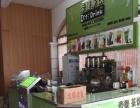 外国语学院食堂内奶茶店 摊位柜台