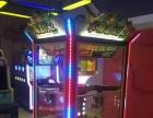 回收动漫游戏机模拟机 跳舞机赛车机电玩城游戏机回收