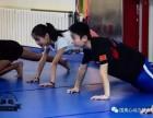 北京國奧散打培訓費用