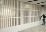 pvc折叠门工厂医院商铺阳台客厅浴室卧室移门隔断推拉门