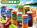 芭提娅230ML/听【多口味】 泰国进口芭提雅水果汁饮料 新品批