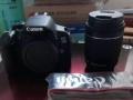 相机买了十几天的eos700D套机