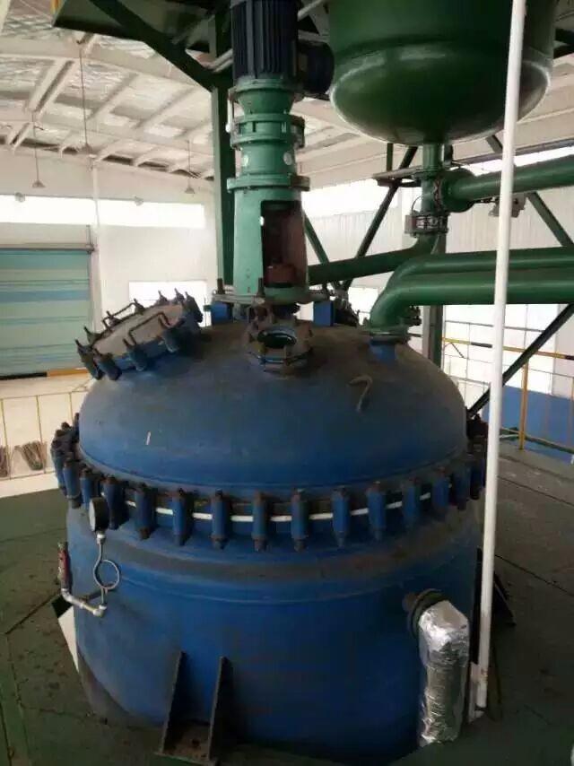 二手化工设备转让 二手10吨不锈钢反应釜多少钱一台