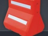 三孔水马 隔离墩 防撞桶塑料水马 围栏水马市政围档施工围档