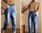 尾货牛仔裤工场在广州尾货牛仔裤市场5元零售