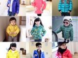 冬装中大童宝宝冬季棉袄女童中长款棉服