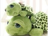 毛绒玩具曾小贤 可爱大眼睛乌龟抱枕 亲子小海龟公仔长寿龟礼物