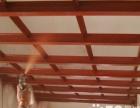 平房铁瓦盖顶施工队、厂房铁瓦翻新、星瓦钢构厂房建筑
