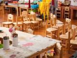 幼儿园桌椅木质椅子儿童学习桌子学生实木课桌椅厂家直销