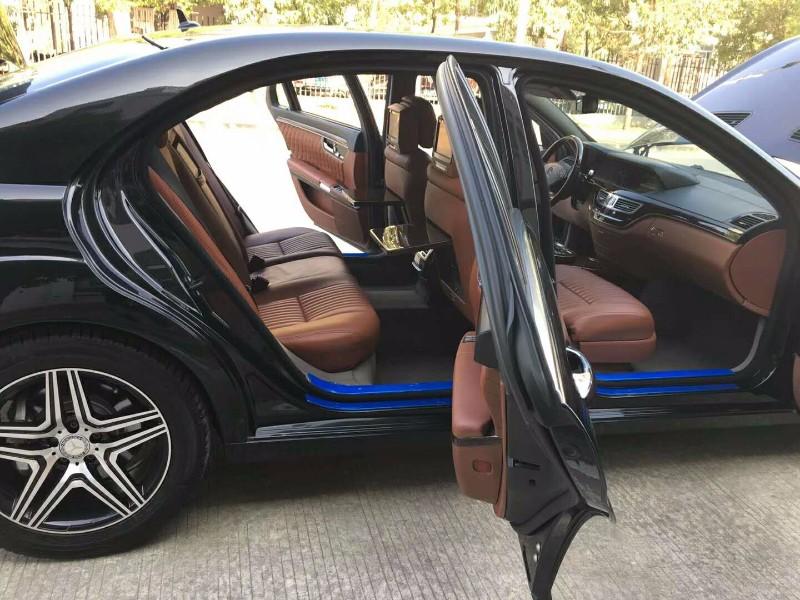 德国版. 私人订制版 纯12年奔驰S500 AMG版