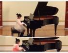 仅售6780元,价值8440元钢琴培训年卡1份!