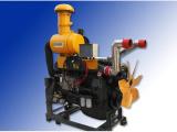 潍柴装载机R4105G发动机机体外壳加工厂