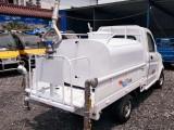 农业三轮洒水车多功能洒水车农业小型三轮洒水车