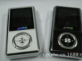 厂家直销1.8屏MP4播放器 礼品mp4 水晶苹果mp4批发 可
