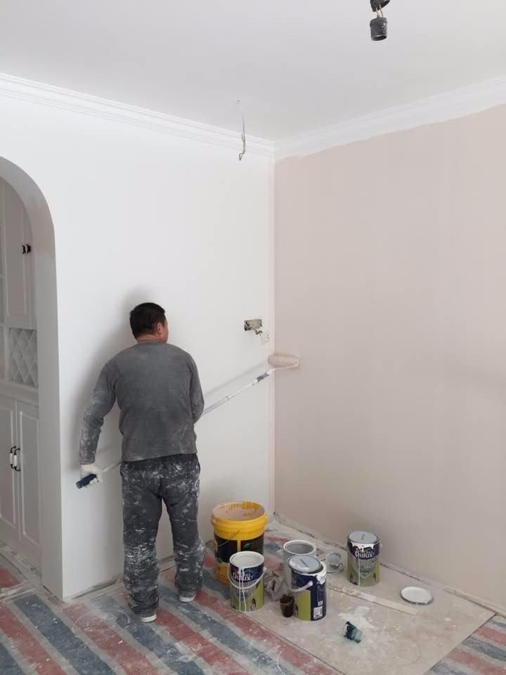 温州专业油漆工上门刷新服务
