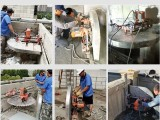 东莞专业混凝土切割 楼板切割 支撑梁切割 防撞墙切割 马路切