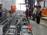 武汉专业起重搬家,厂矿设备搬迁各种设备高吊各种设备下车落位