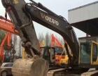 二手挖掘机 出售进口精品沃尔沃 全国包送 质保一年
