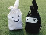 zakka杂货 中国潮人必备 随身小物旅行收纳袋/旅行袋 忍者兔