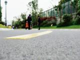 江苏省昆山市道路马路冷涂热熔坏划线施工